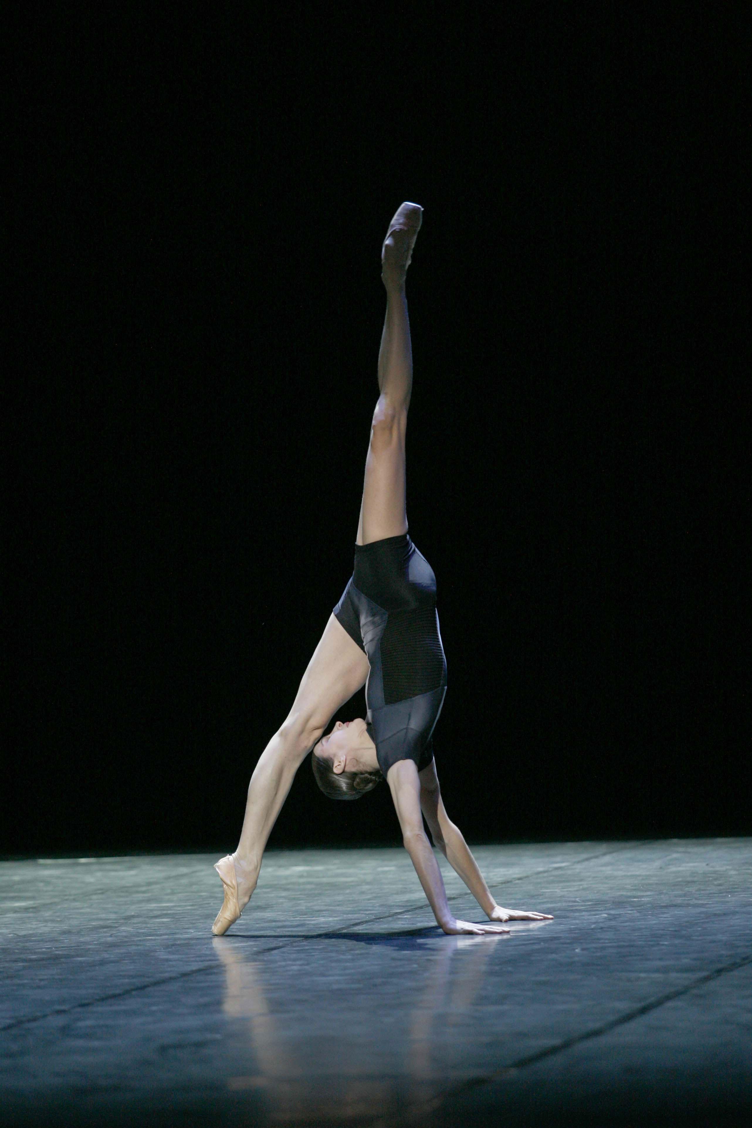 La danse das ballett der paiser oper for Bild ballerina